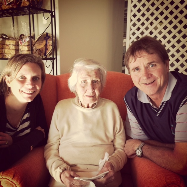 Uncle, Gran and I